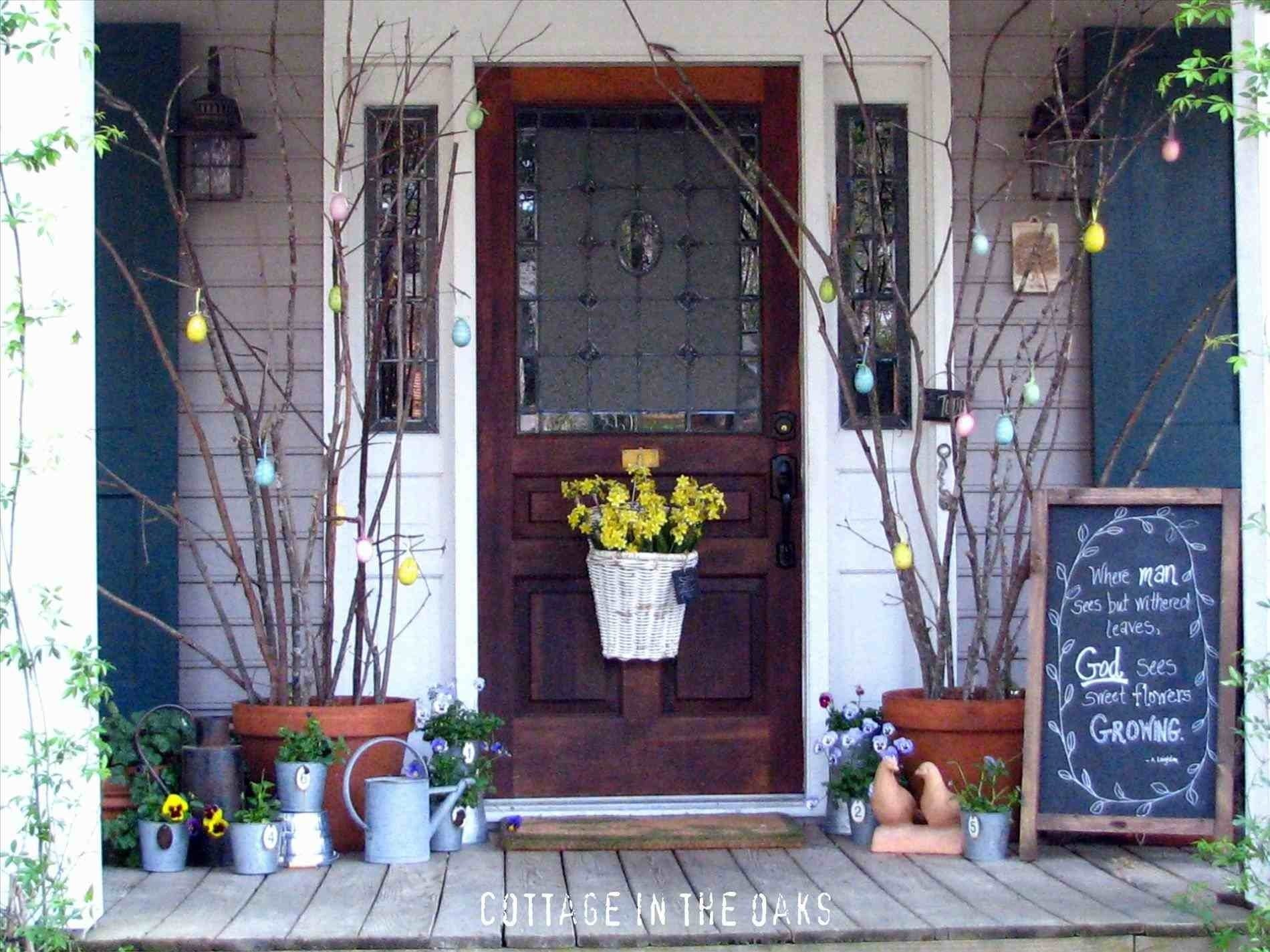 10 Ideal Front Porch Decorating Ideas For Spring the images collection of decorating spring front porch decorations 2021