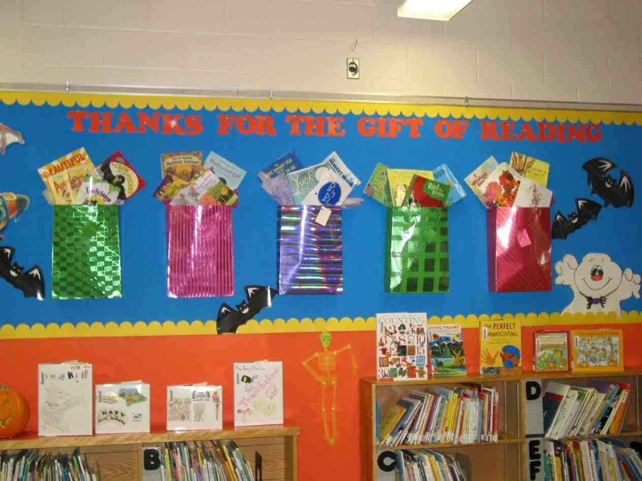 10 Elegant Fall Reading Bulletin Board Ideas the images collection of grade transforms you s transforms spring 1