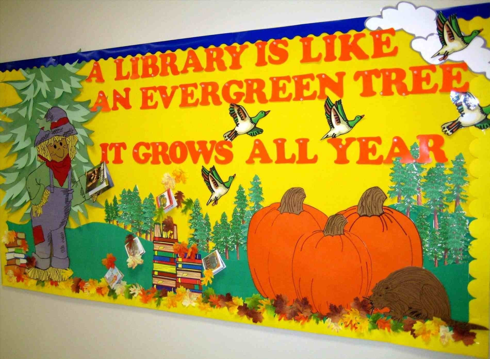 10 Nice Fall Library Bulletin Board Ideas the images collection of june images reading s reading spring 2020