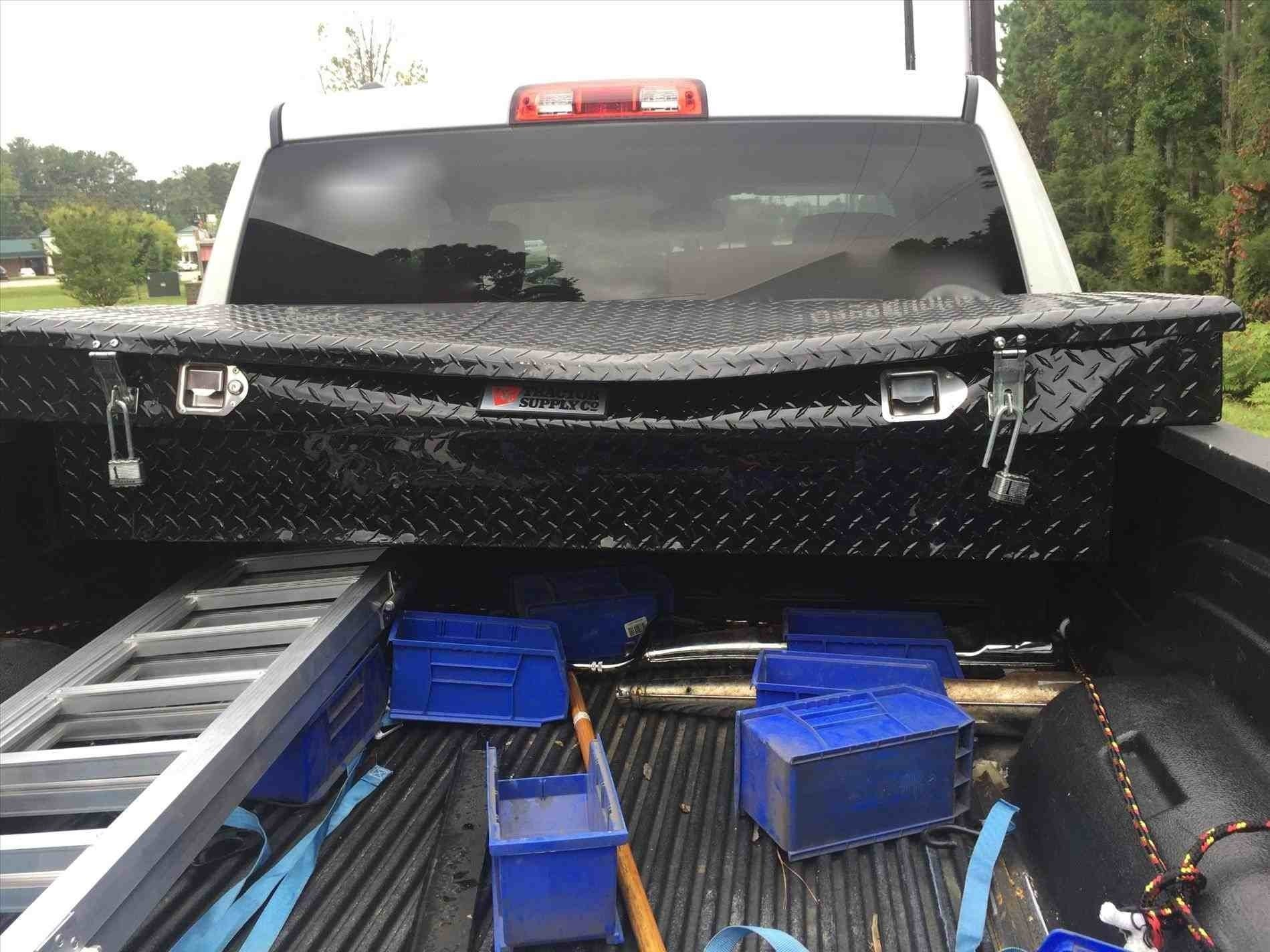 10 Fabulous Truck Tool Box Organization Ideas the images collection of truck shells custom beds and bodies buyers 2021