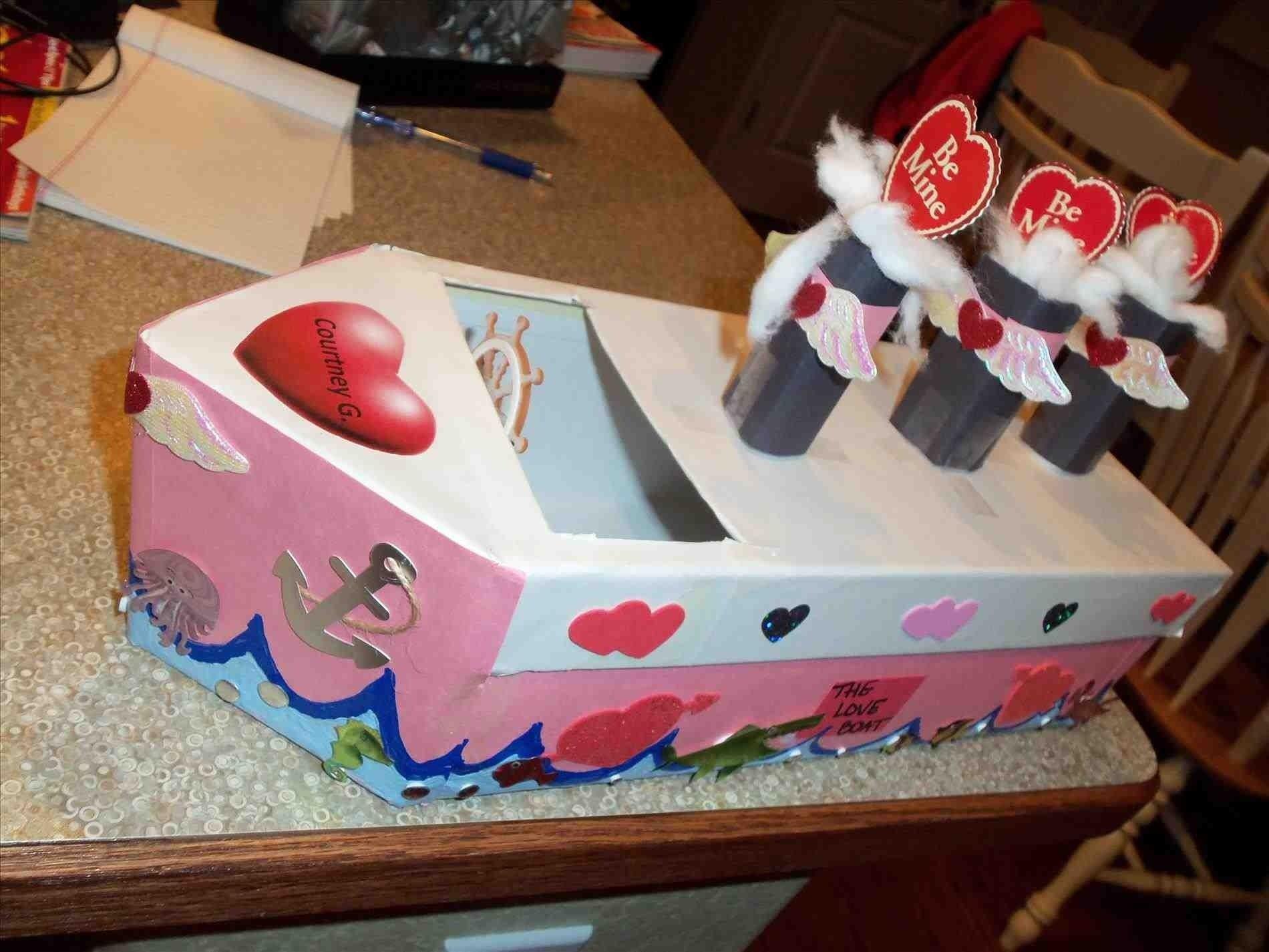 10 Stylish Valentine Shoe Box Decorating Ideas the images collection of valentine shoe box decorating ideas u 2021