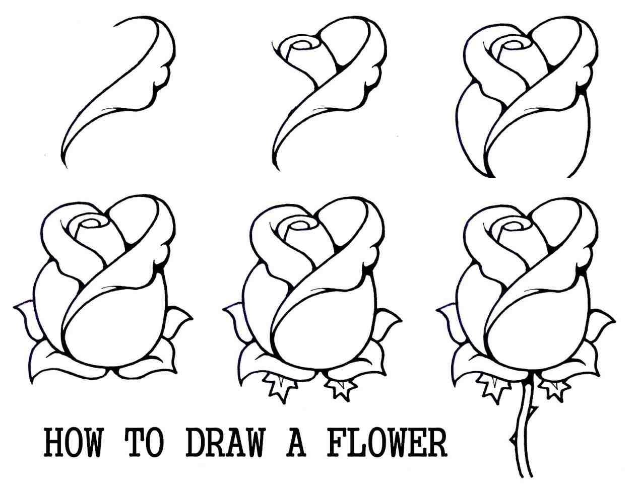 10 Attractive Drawing Ideas Step By Step the images collection of yarn how simple drawing ideas stepstep