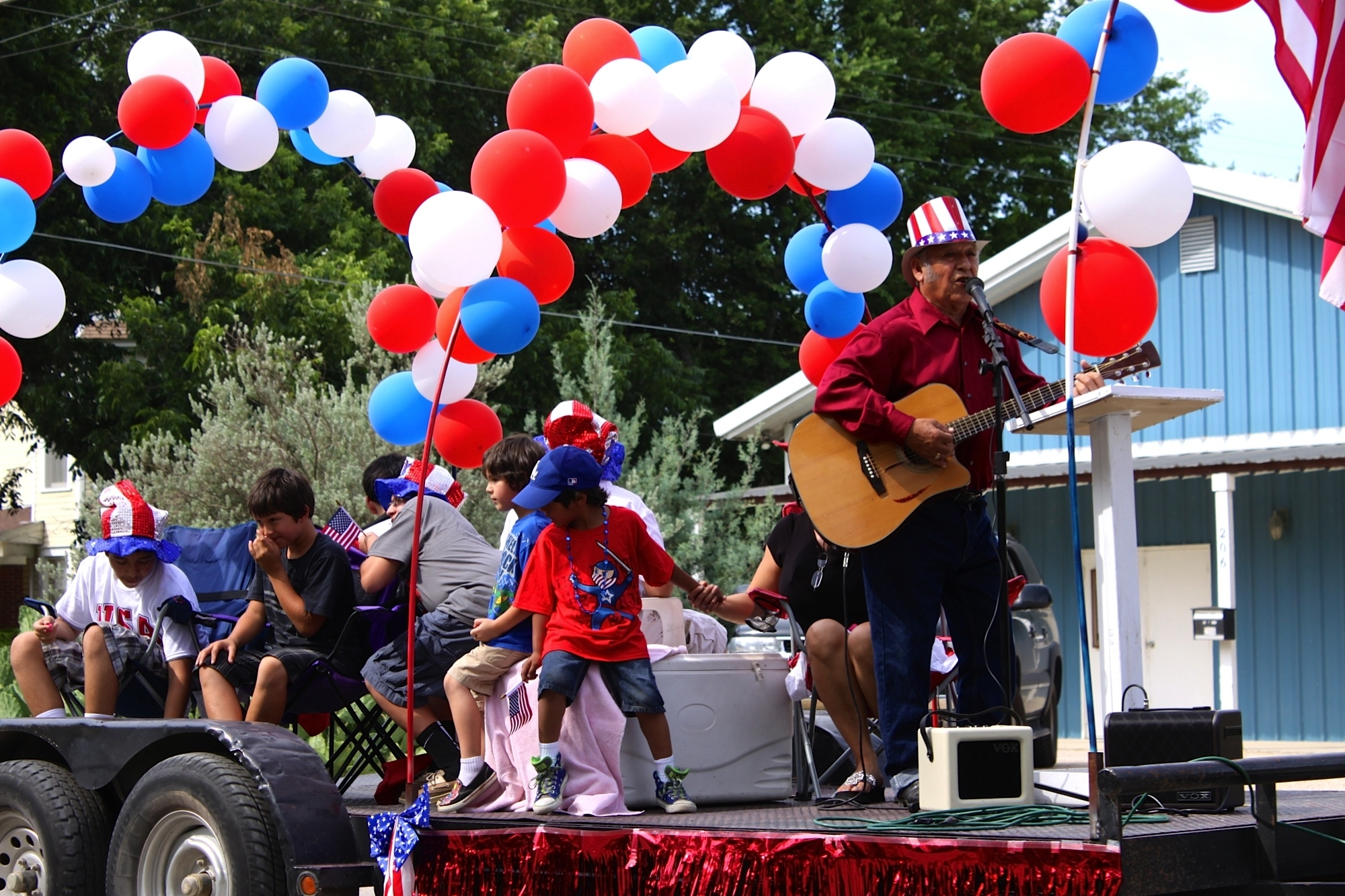 10 Spectacular Fourth Of July Float Ideas %name 2021