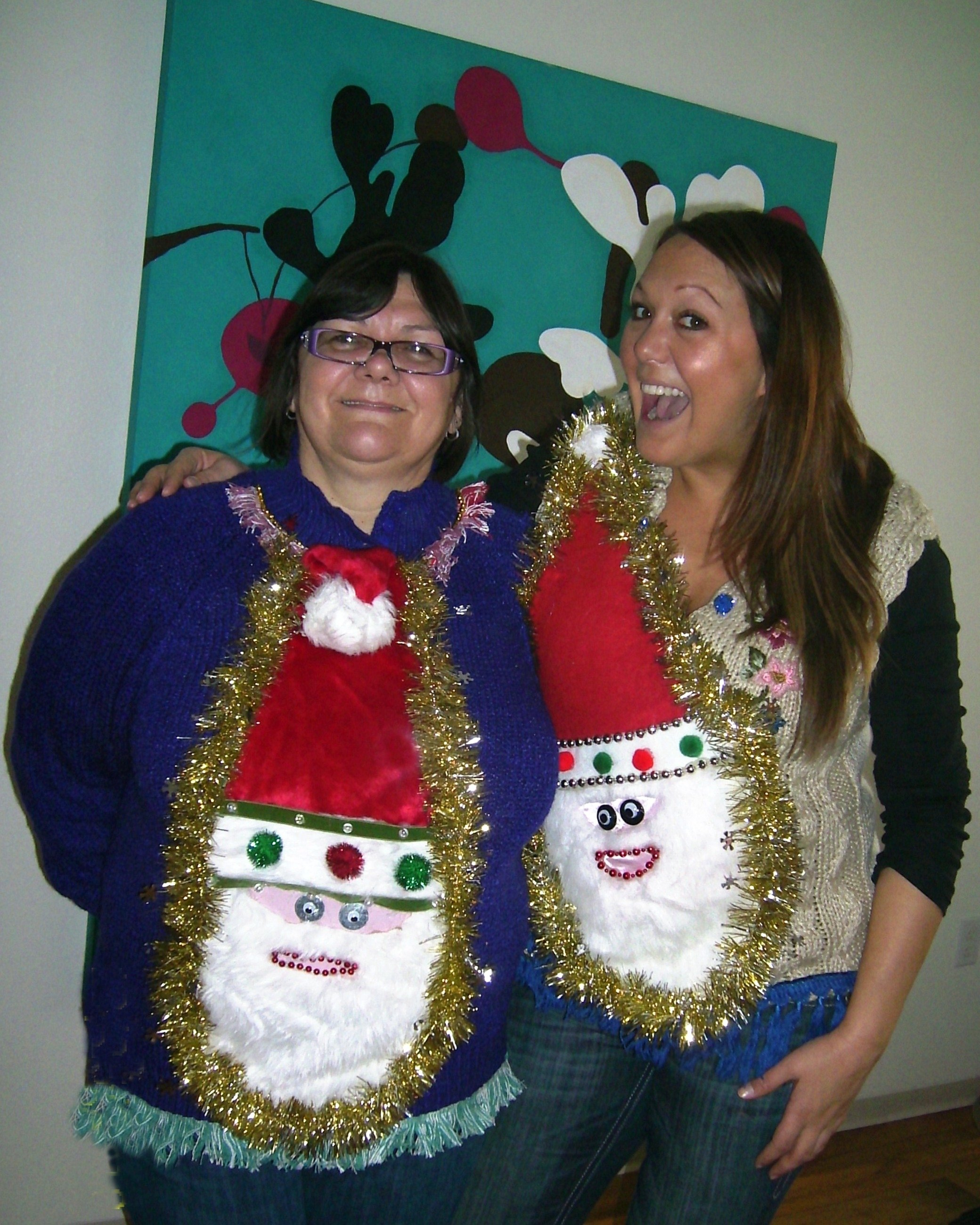 10 Attractive Ideas For Ugly Christmas Sweater Party