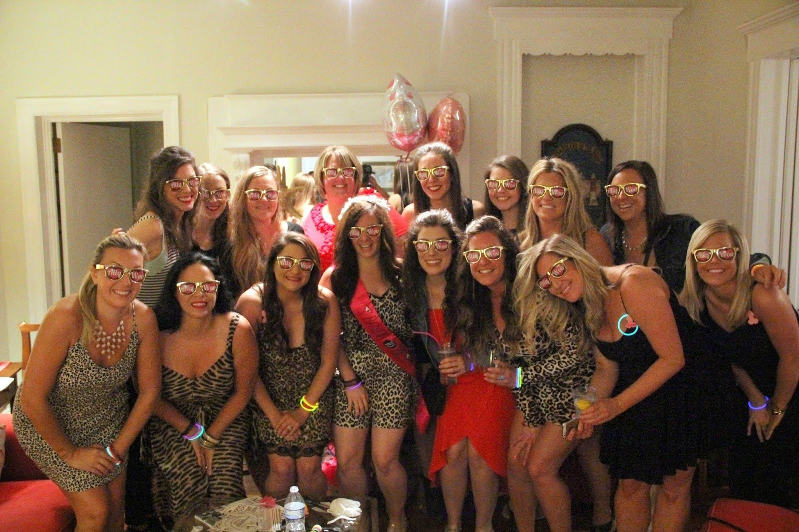 the owl with the goblet: atlantic city bachelorette party