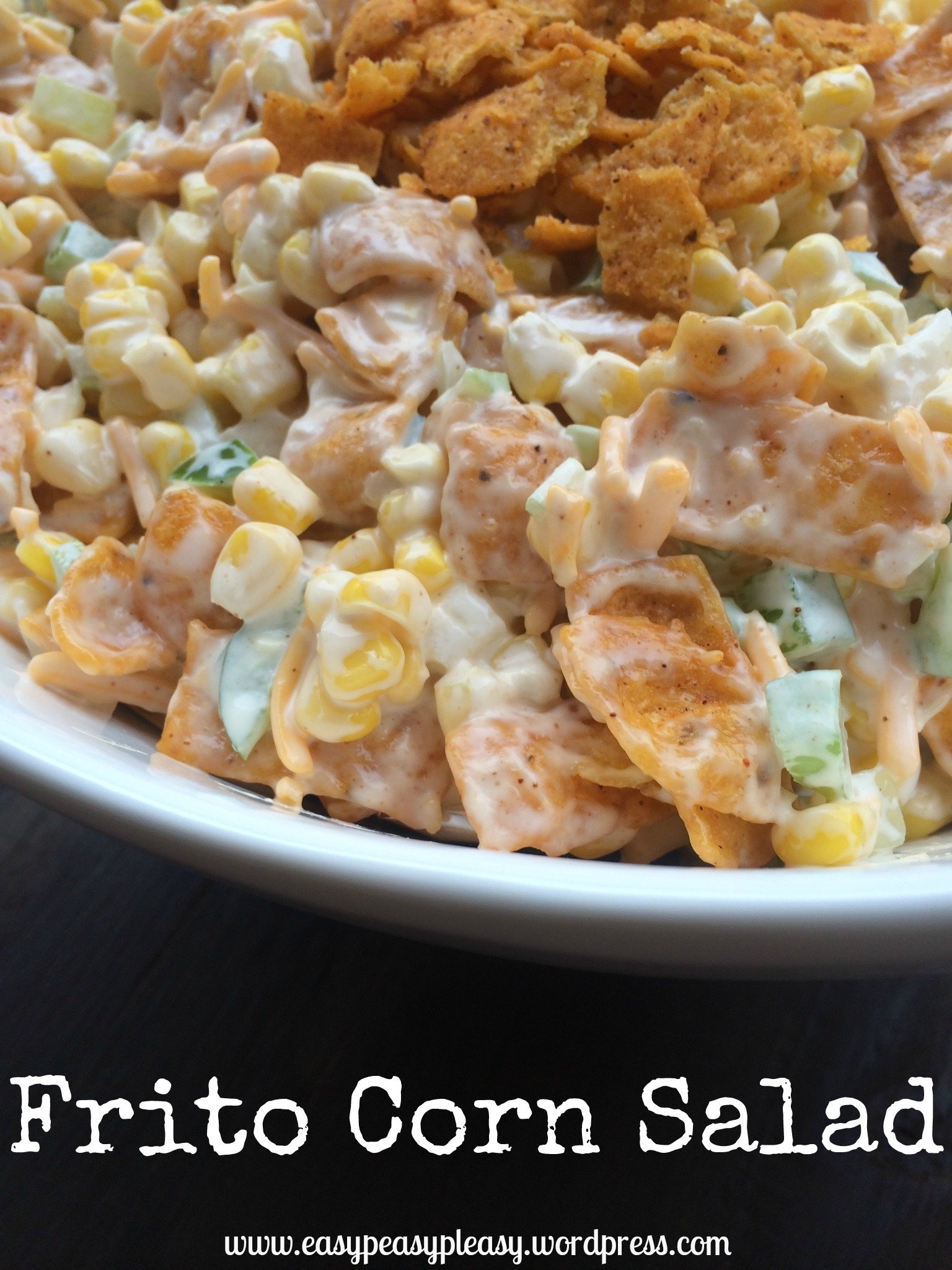 10 Lovely Quick And Easy Potluck Ideas the perfect potluck salad easy peasy pleasy 2020