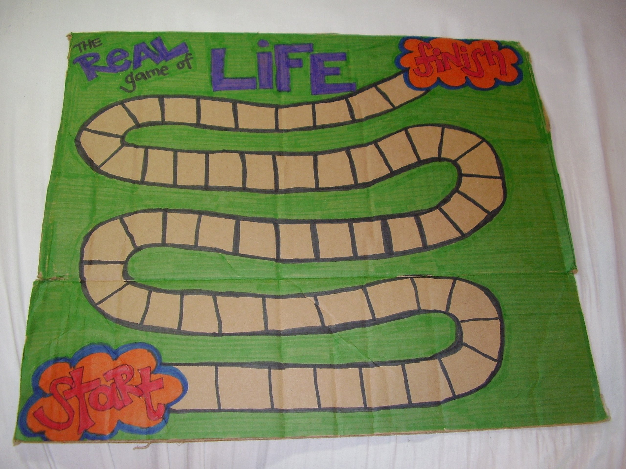 10 Famous Board Game Ideas For School Projects the real game of life 52 projects 2020