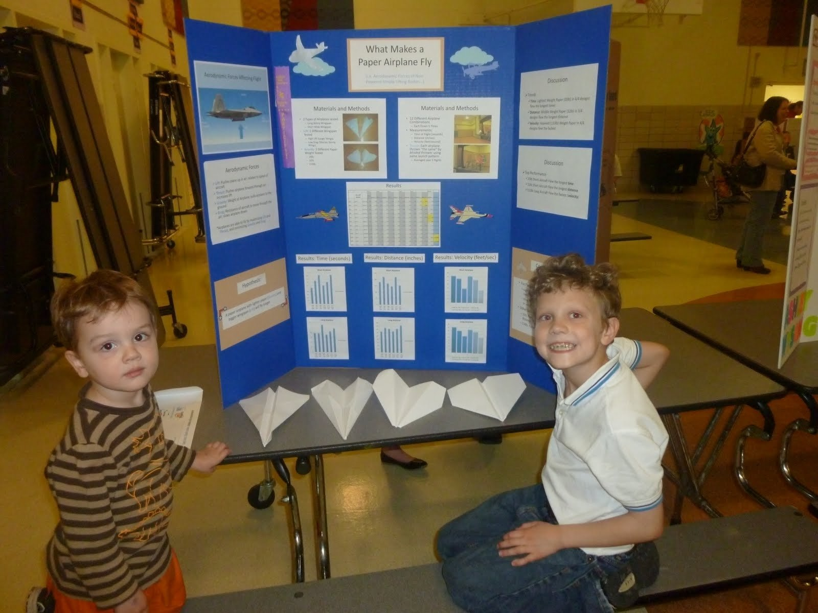 10 Most Popular Gymnastics Science Fair Project Ideas the robins family daxs science fair project