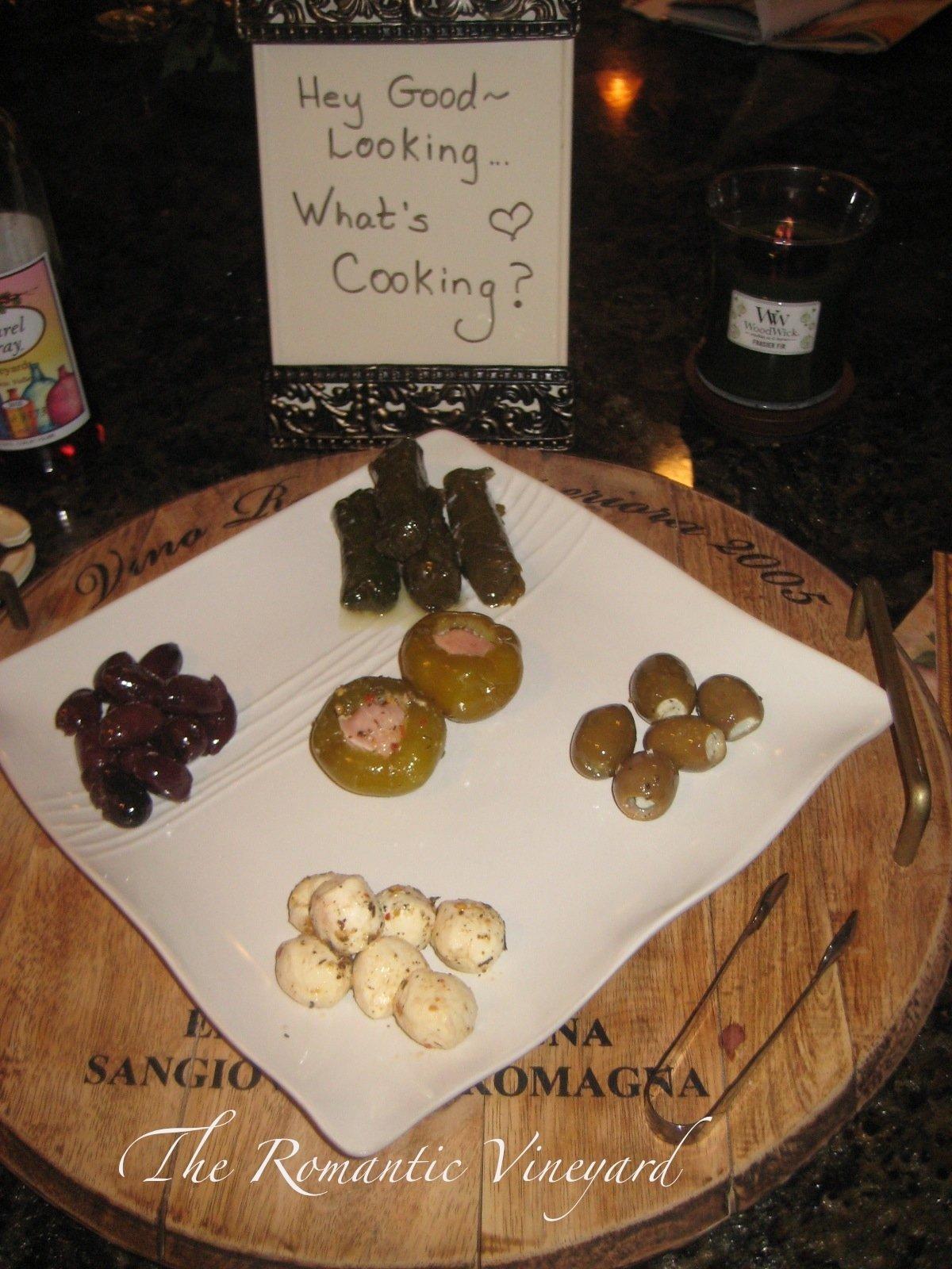 10 Stylish Ideas For A Romantic Night the romantic gourmet date night idea the romantic vineyard