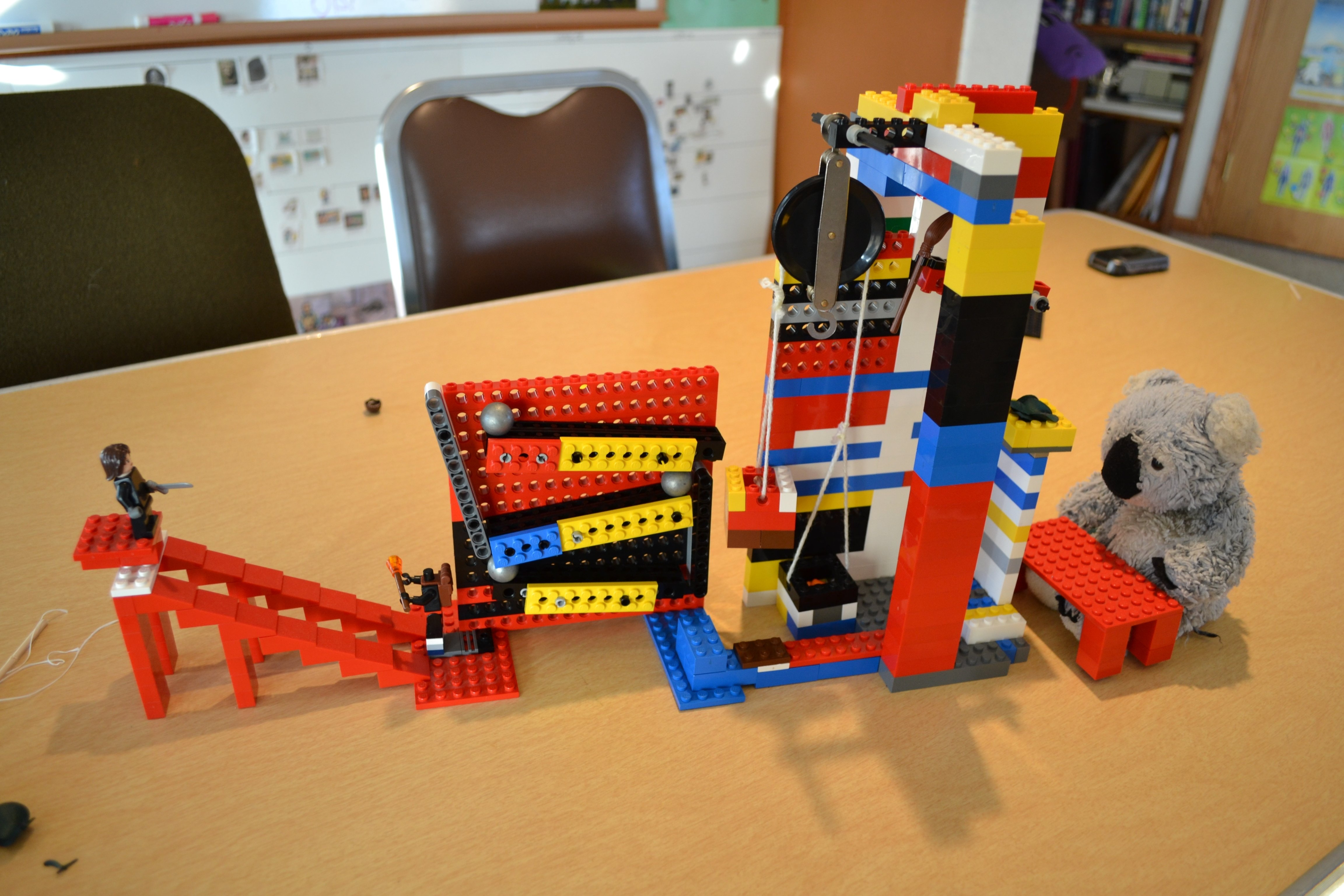 10 Most Recommended Ideas For Rube Goldberg Project the rube goldberg conclusion if its broken toss it then try 1 2021