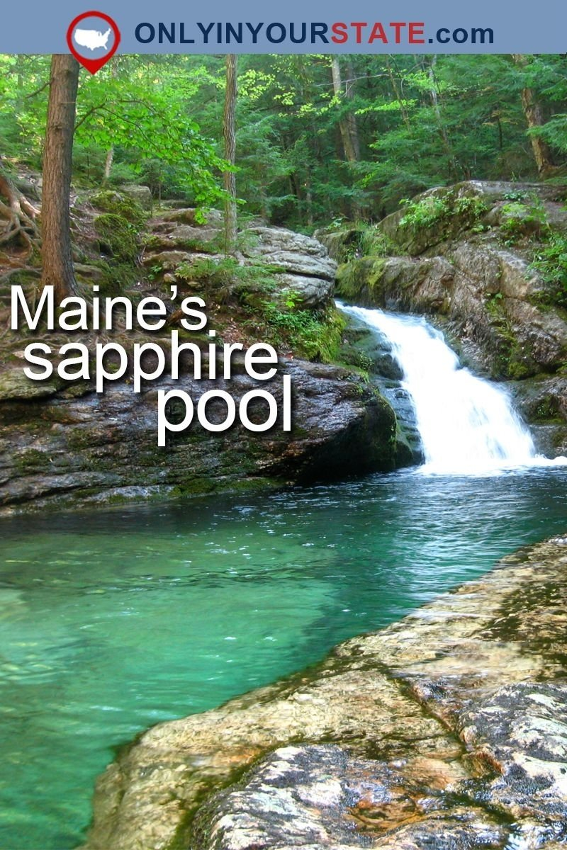 10 Perfect New England Day Trip Ideas the sapphire natural pool in maine thats devastatingly gorgeous 1 2021