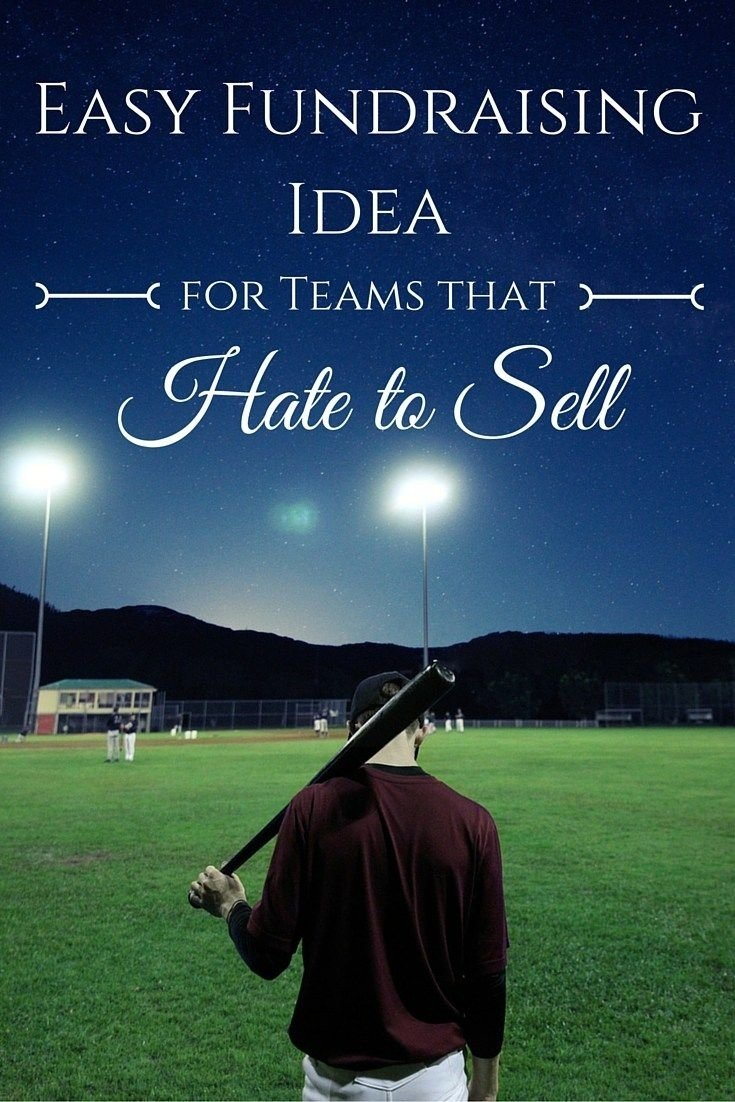 10 Cute Fundraising Ideas For Baseball Teams the school fundraising idea that will make parents happy easy 2 2020