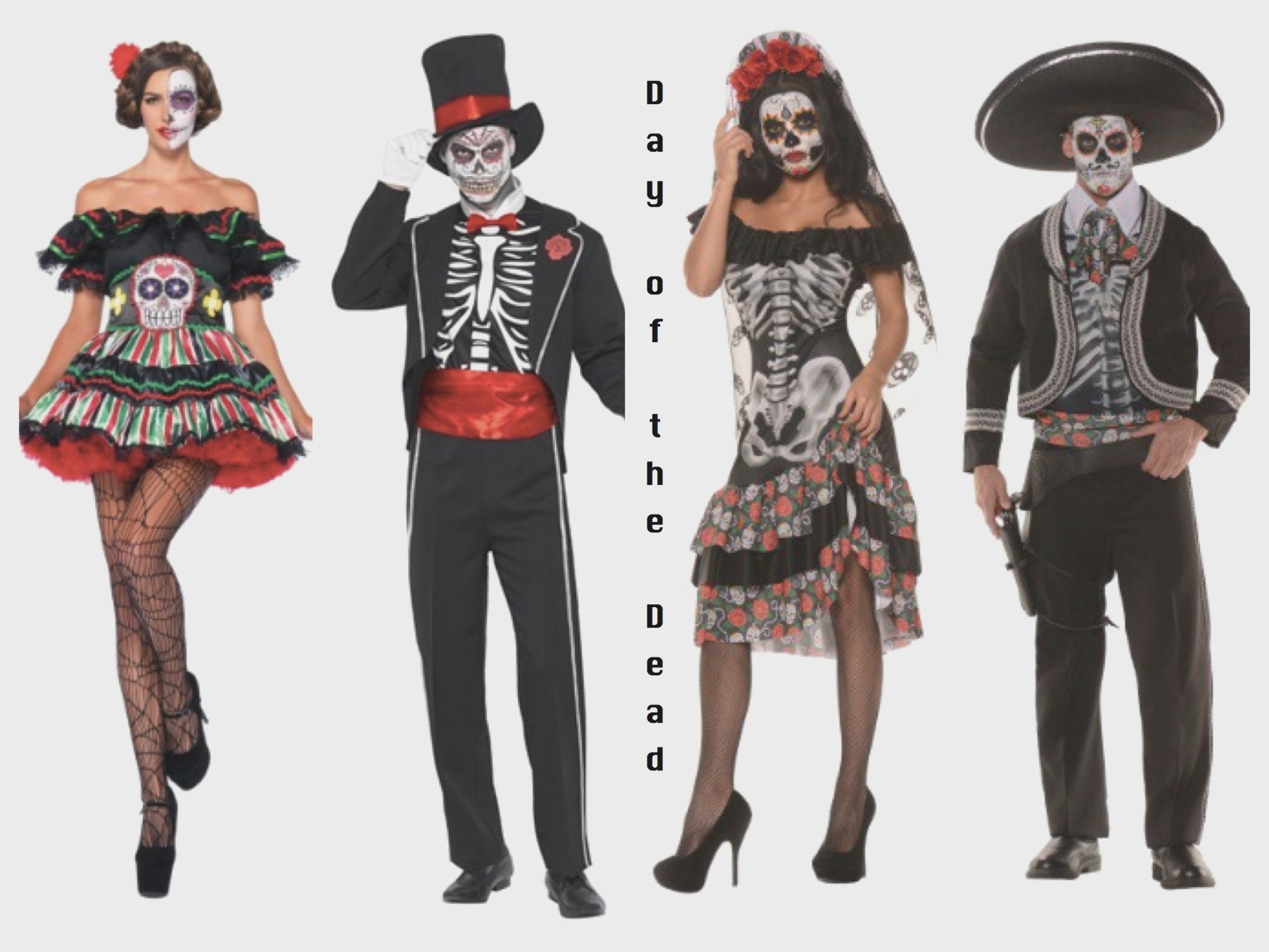 10 Nice Day Of The Dead Costumes Ideas %name 2020