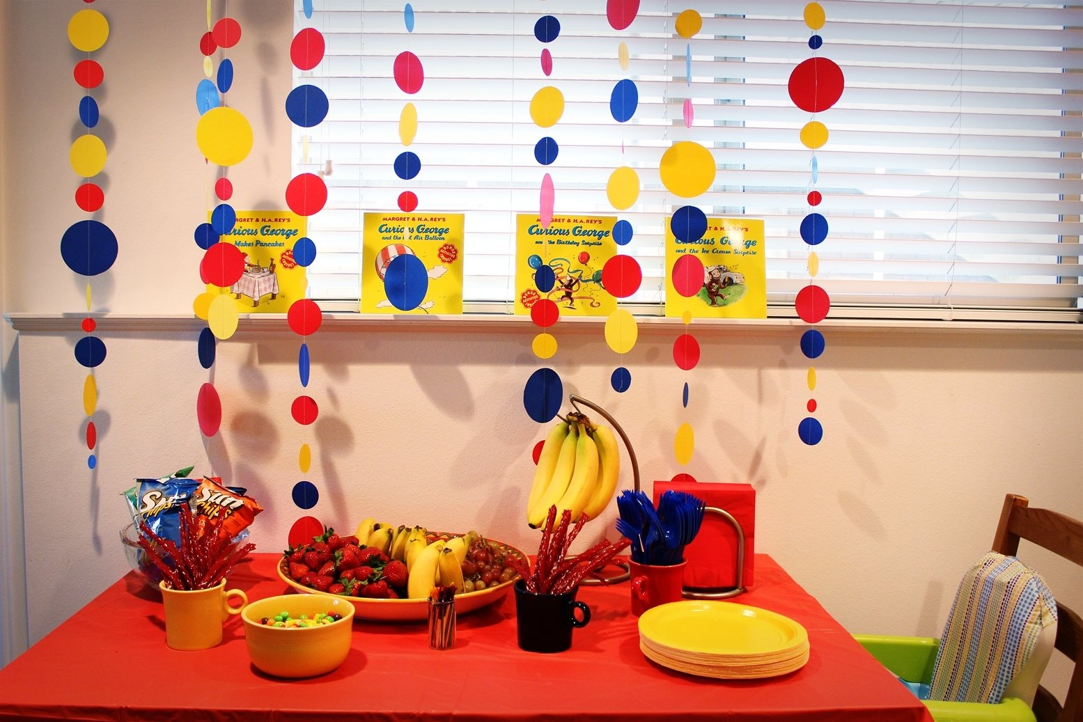 10 Fashionable Curious George Birthday Party Ideas the shipp family 2015 curious george birthday party 2020