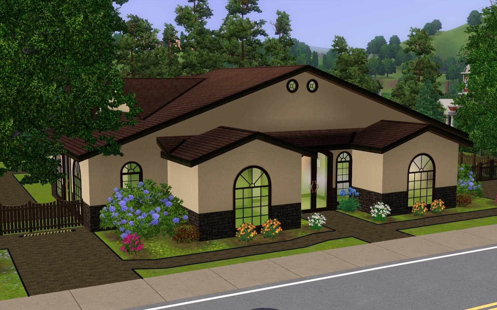 10 Stylish House Ideas For Sims 3 the sims 3 room build ideas and examples 7 2021