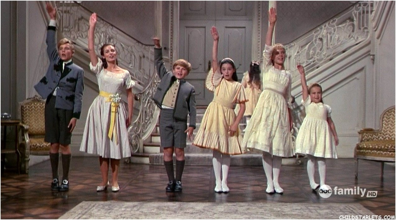 10 Most Recommended Sound Of Music Costume Ideas the sound of music 1965 hd so long farewell rodgers and 2020