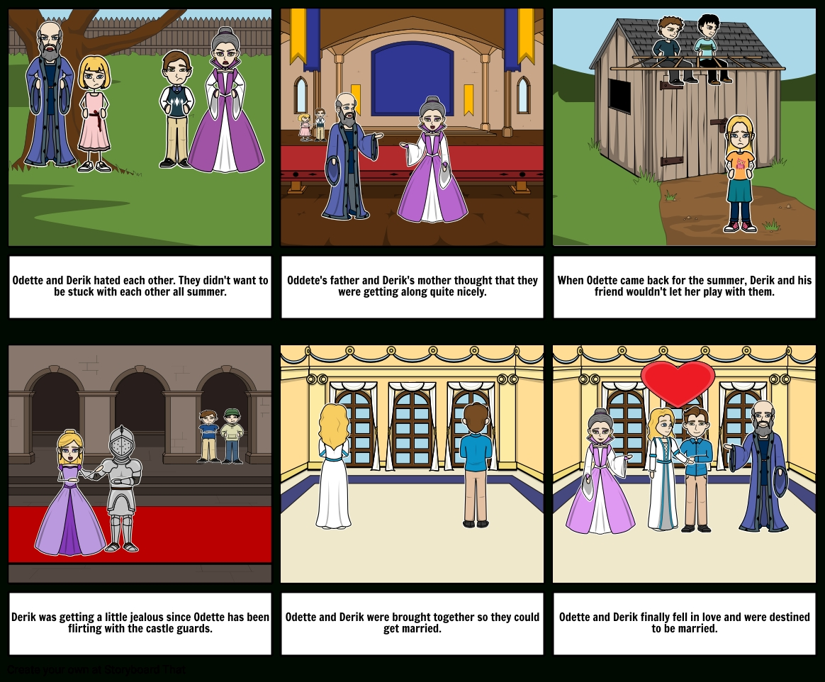 10 Amazing This Is My Idea Swan Princess the swan princess this my idea storyboardllones 2020