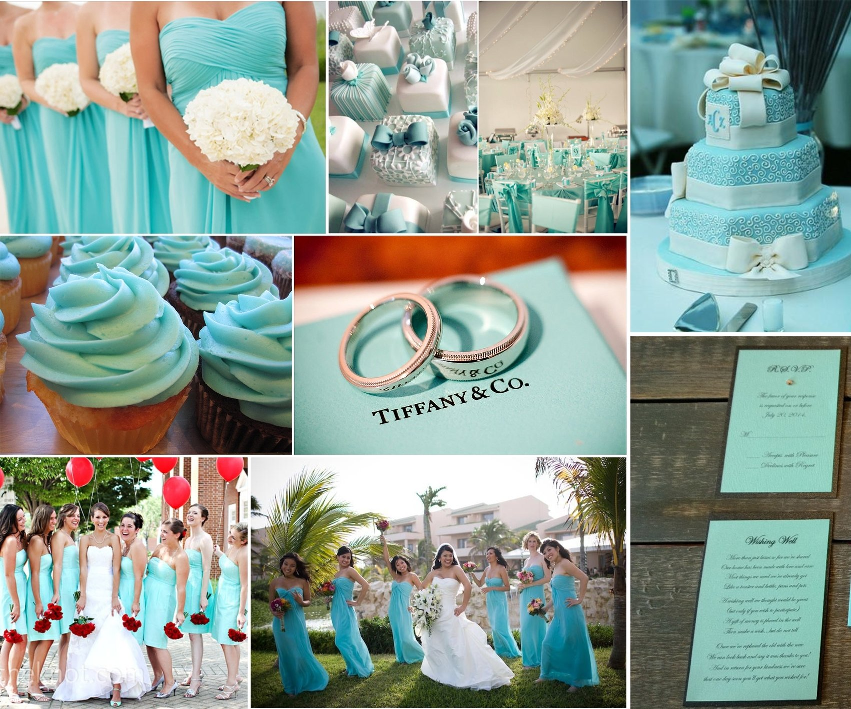 10 Attractive Tiffany Blue Wedding Theme Ideas the tiffany blue theme wedding ideas lianggeyuan123 2020