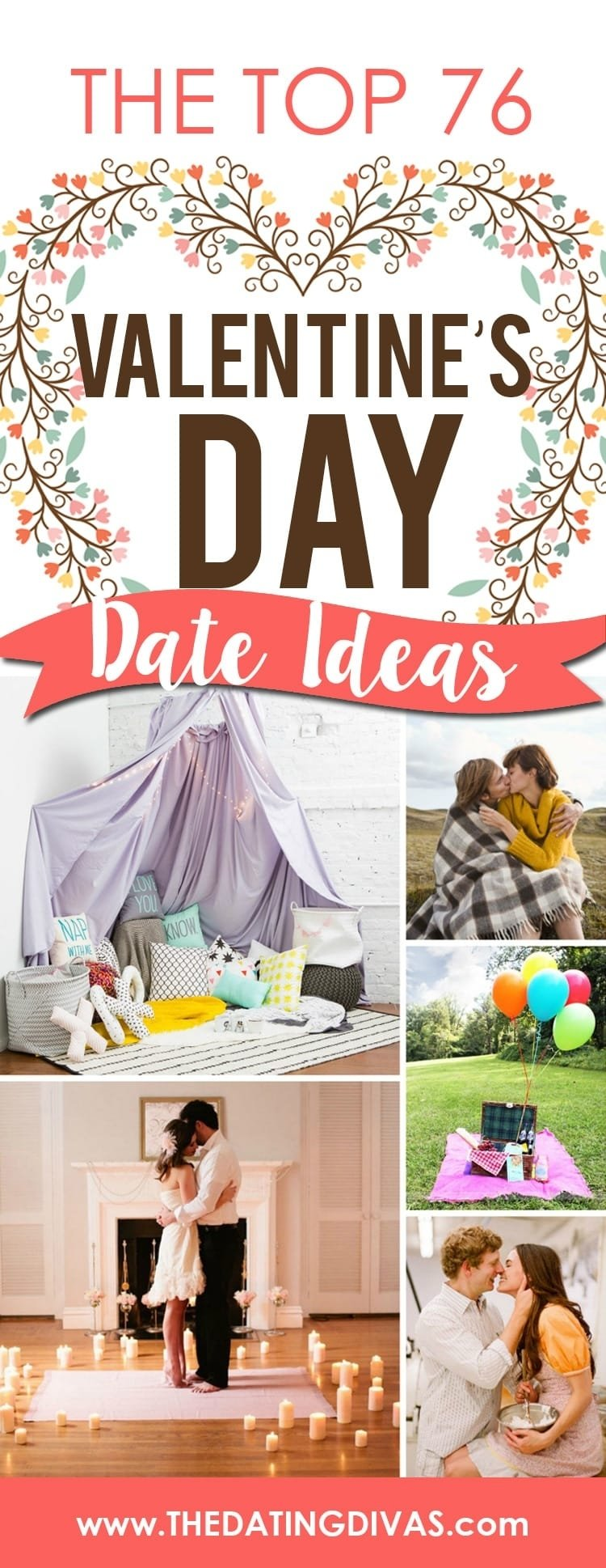 10 Perfect Good Valentines Day Date Ideas the top 76 valentines day date ideas from the dating divas 2020