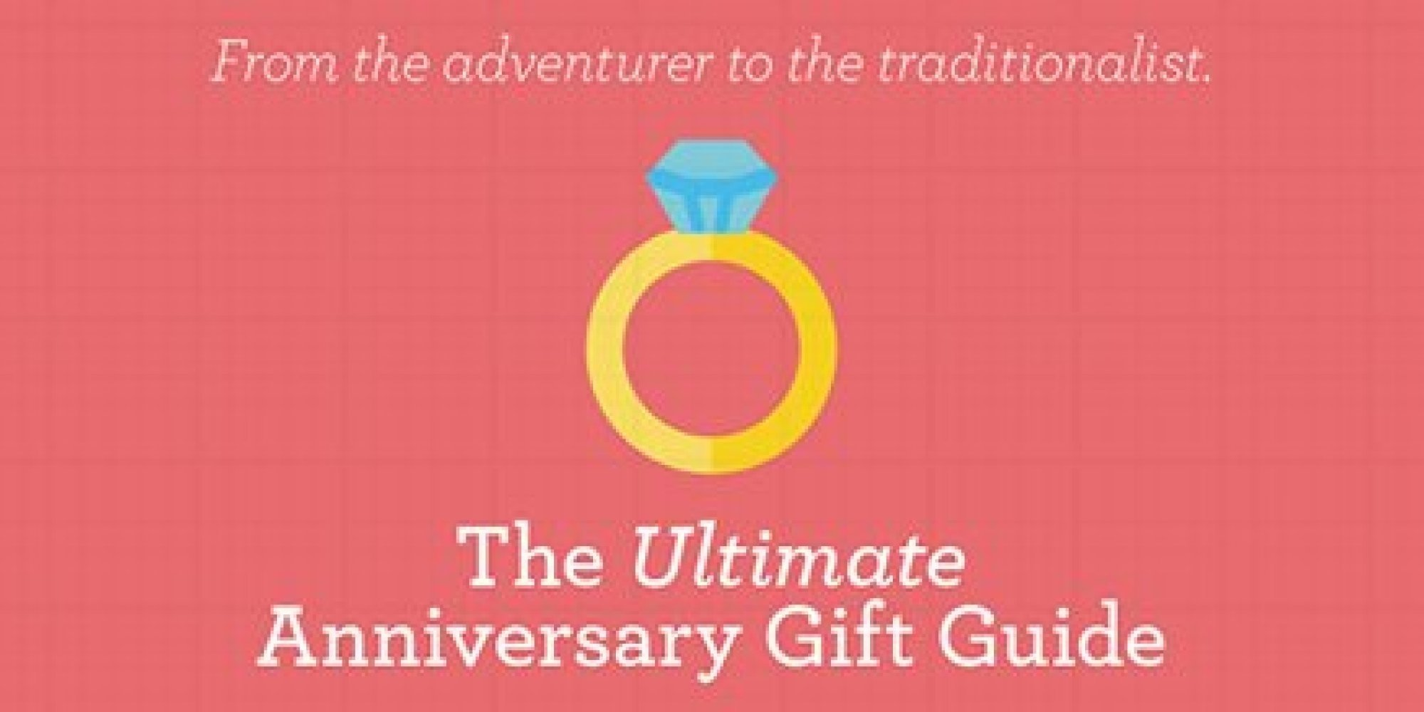 10 Wonderful 9 Year Anniversary Gift Ideas For Her the ultimate anniversary gift guide for every kind of spouse huffpost