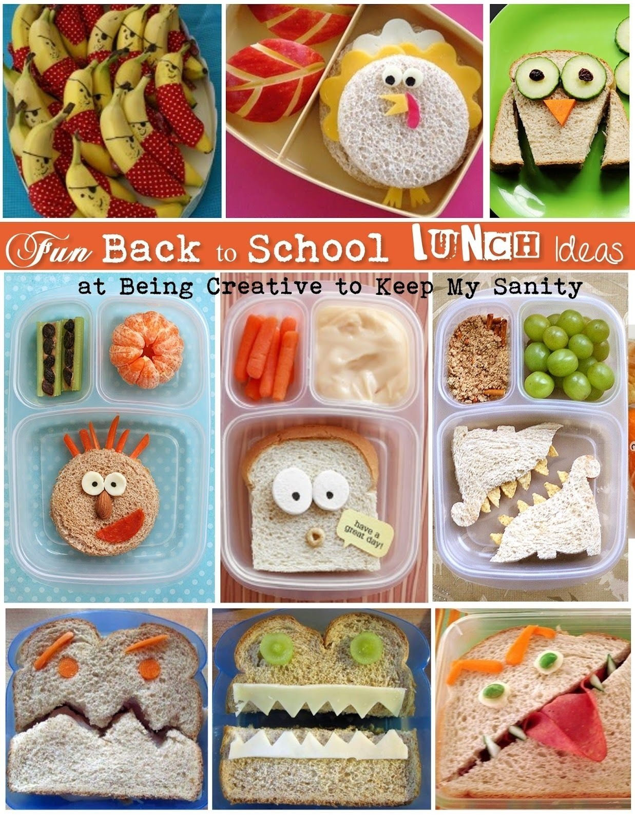 10 Trendy Good Ideas For School Lunches the ultimate back to school tips for mommies school lunch bitter 2021