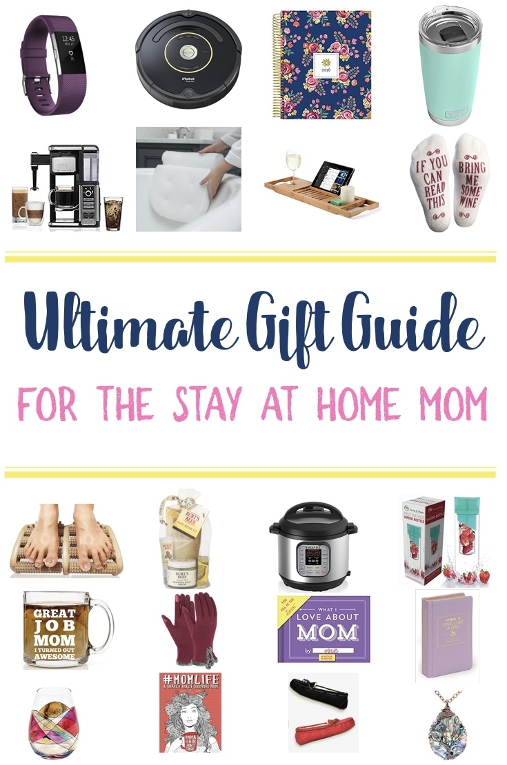 the ultimate gift guide for the stay at home mom - cook with a shoe