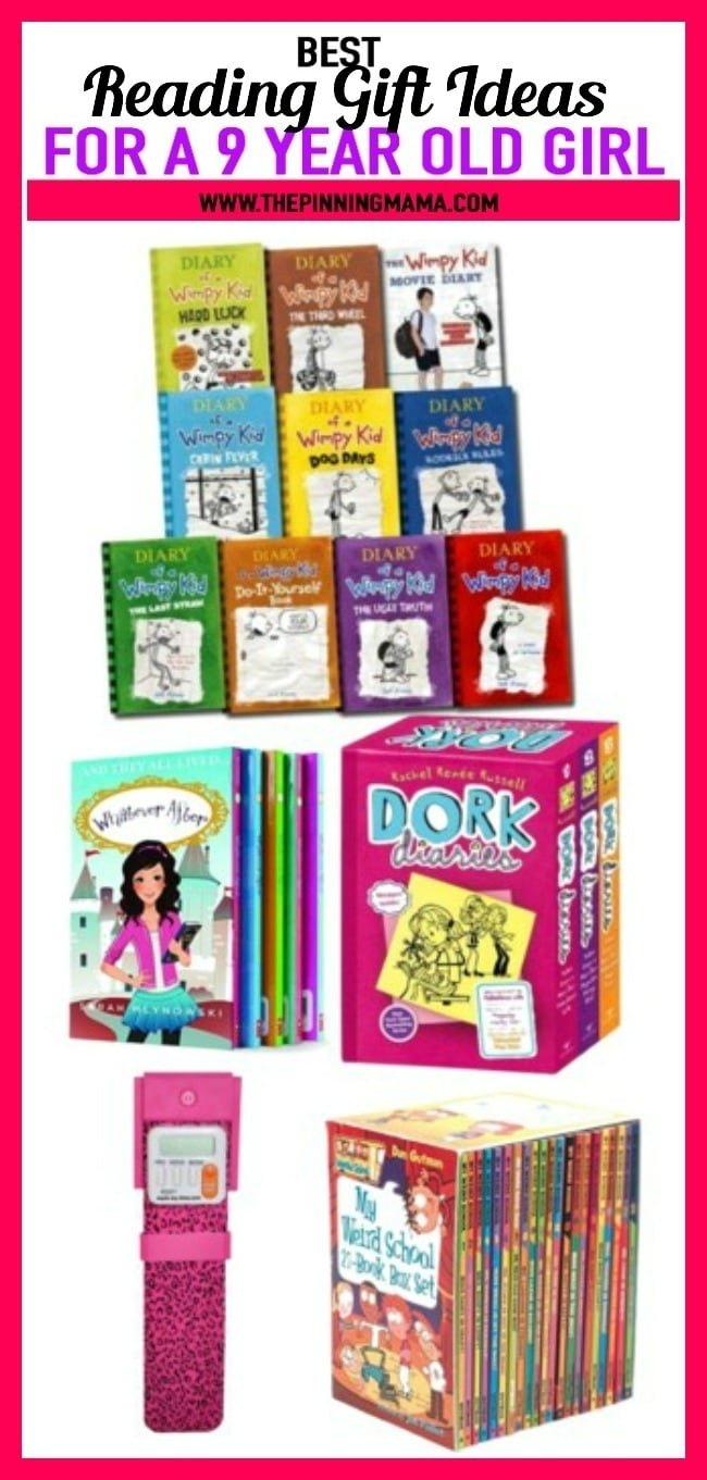 10 Ideal Gift Ideas 9 Year Old Girl the ultimate gift list for a 9 year old girl e280a2 the pinning mama 21 2020