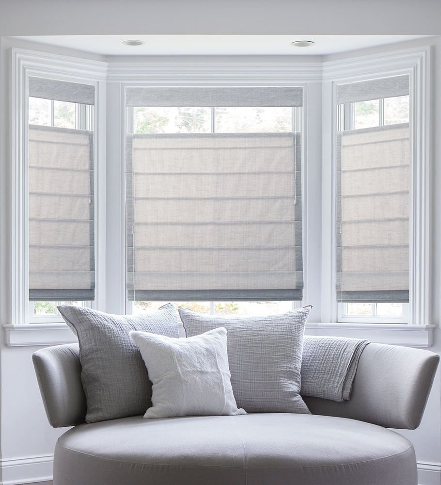 the ultimate guide to blinds for bay windows | window, bay windows