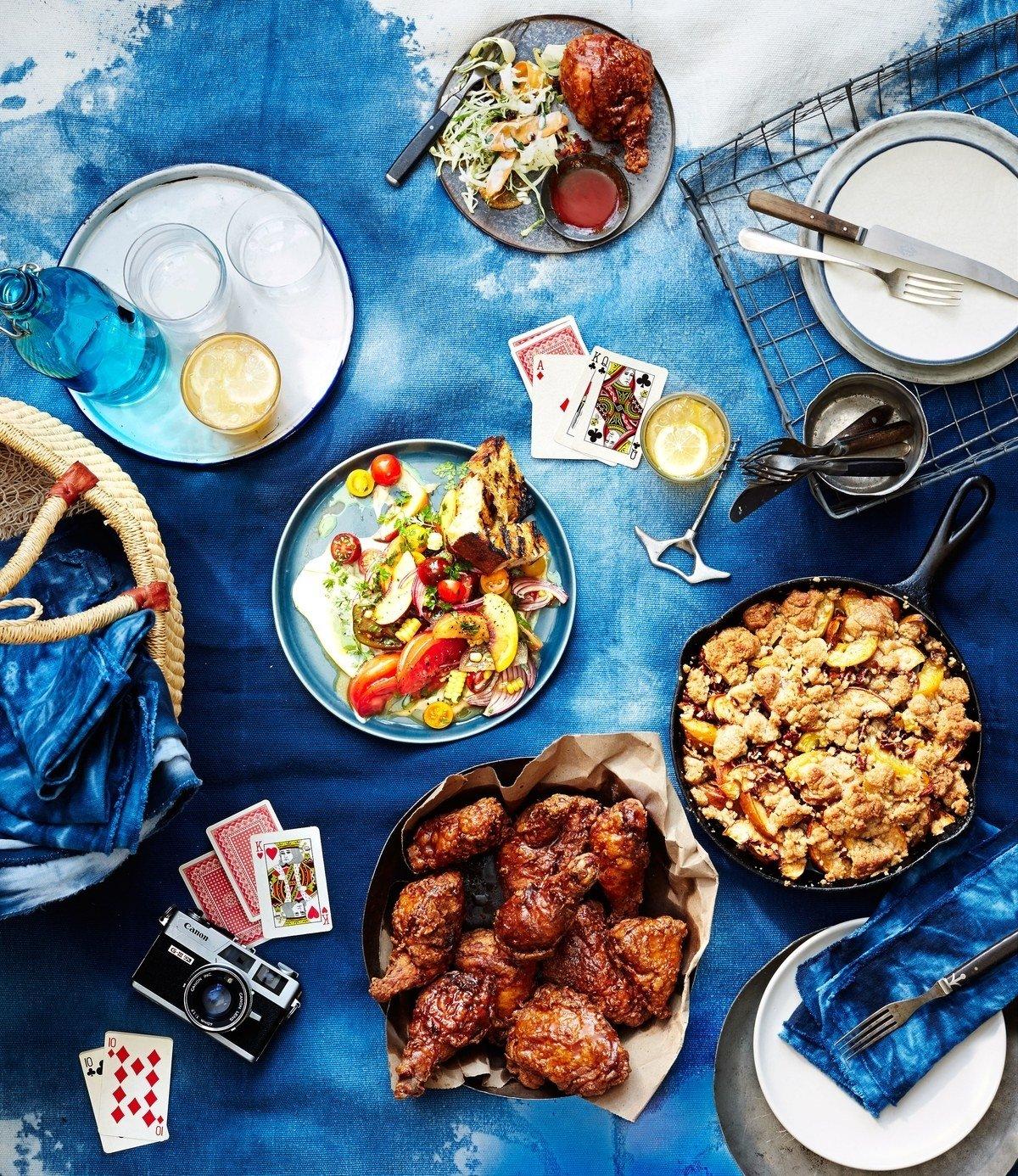 10 Perfect Fourth Of July Picnic Ideas the ultimate july 4th picnic menu bon appetit bon appetit 1 2021