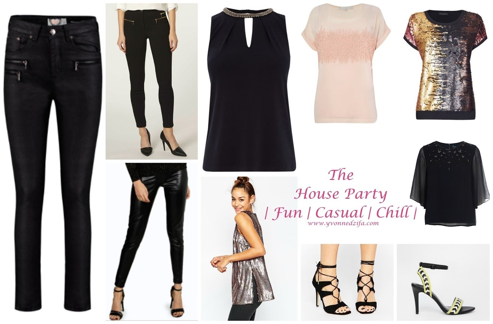 Imágenes de New Years Eve Outfit For House Party