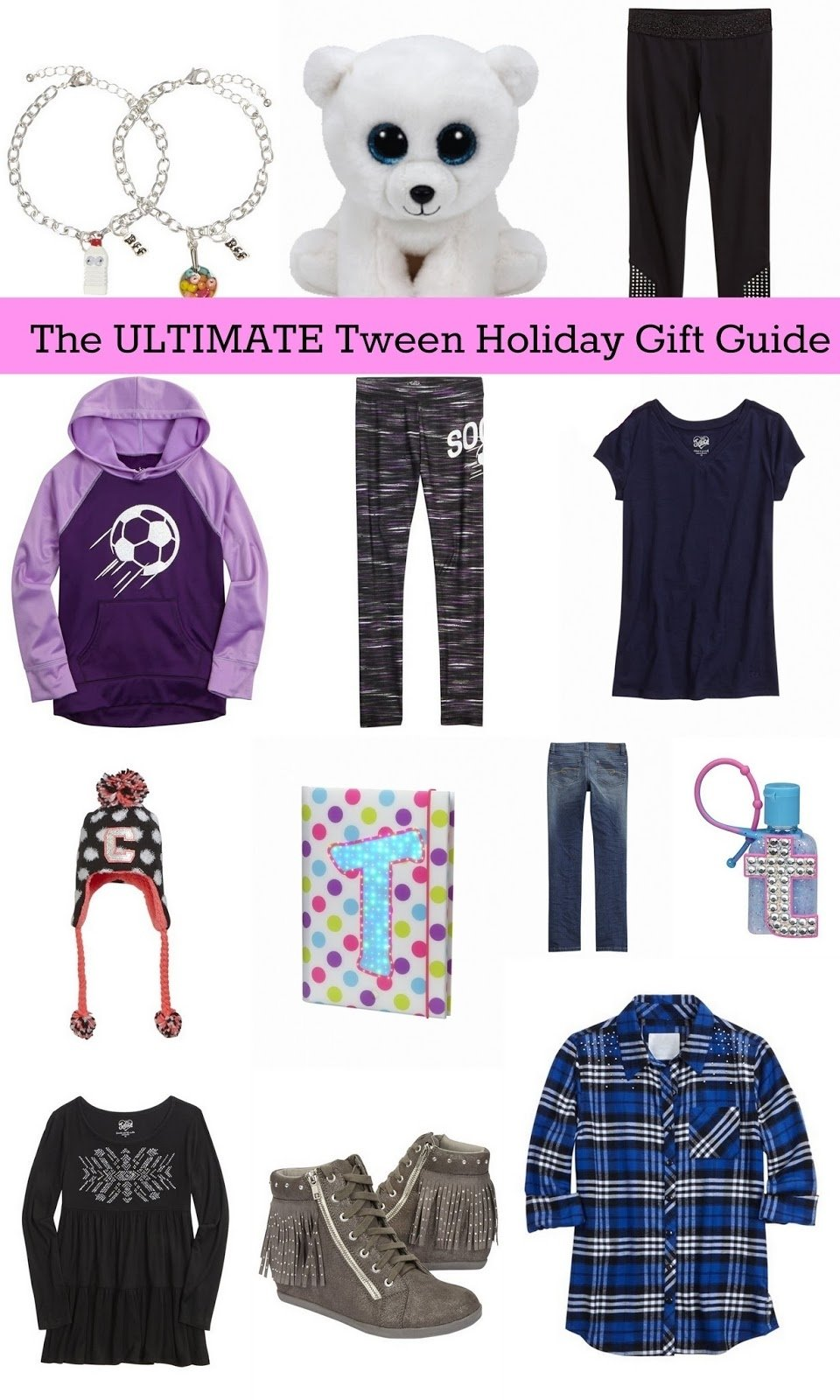the ultimate tween holiday gift guide - housewife eclectic
