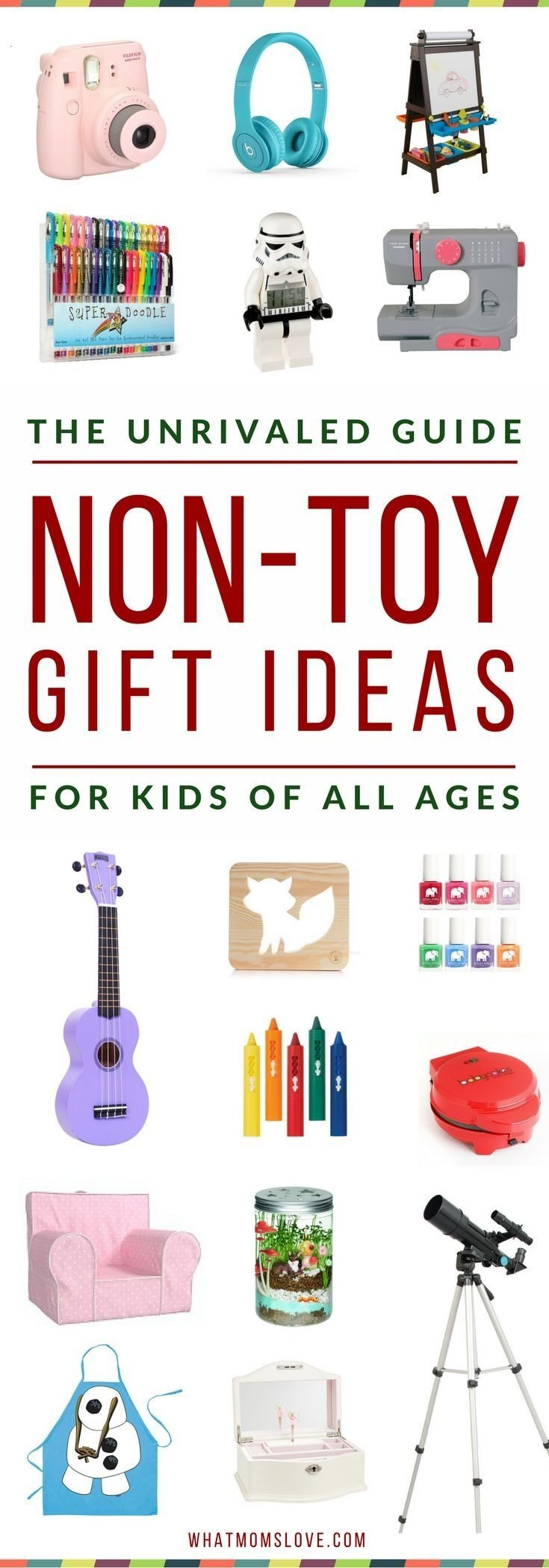 10 Fashionable Gift Ideas For Toddler Girl the unrivaled guide to non toy gifts 200 presents for kids of all