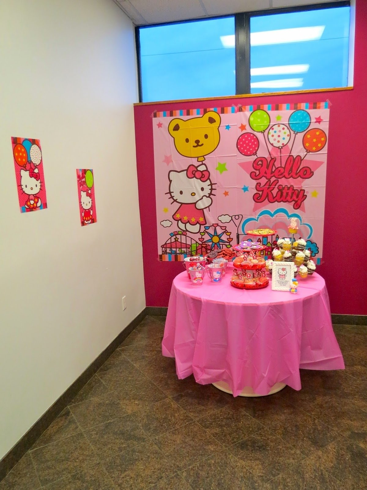 the wagner bulletin: how to: throw a diy hello kitty party!