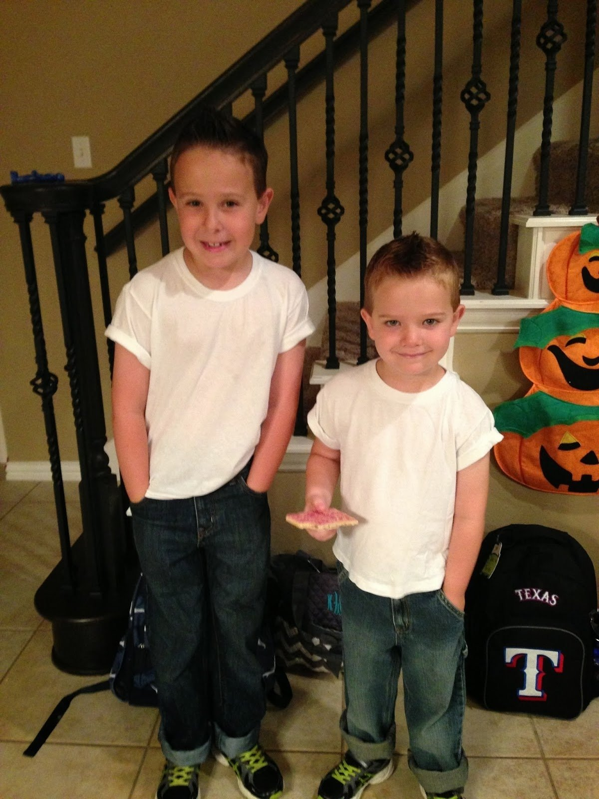 10 Elegant Decade Day Ideas For Boys the webb family halloween 2013