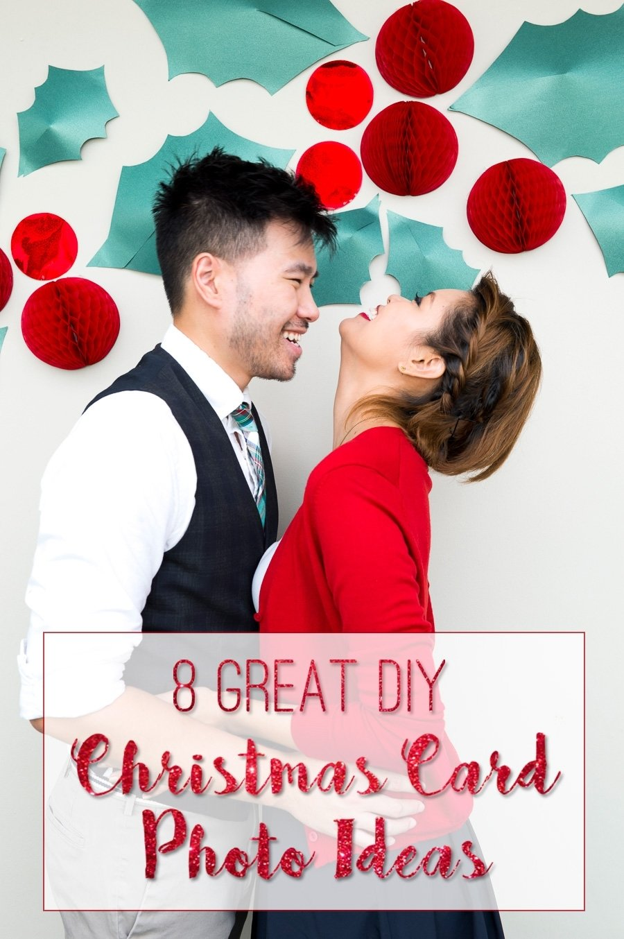 10 Fashionable Christmas Card Ideas For Couples the wedding scoop 2021
