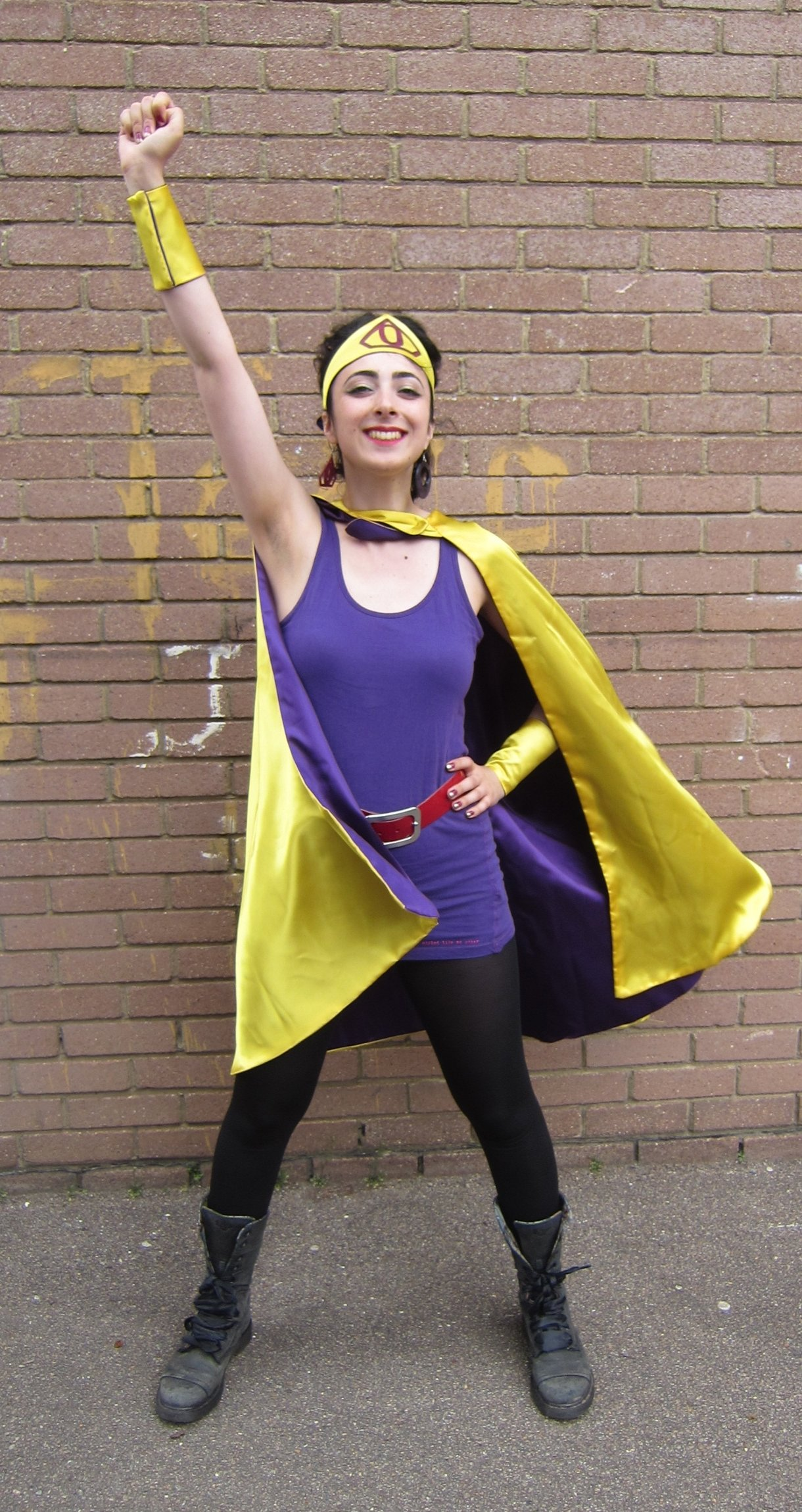 the well-being superhero costume: the favourites | the adventures of