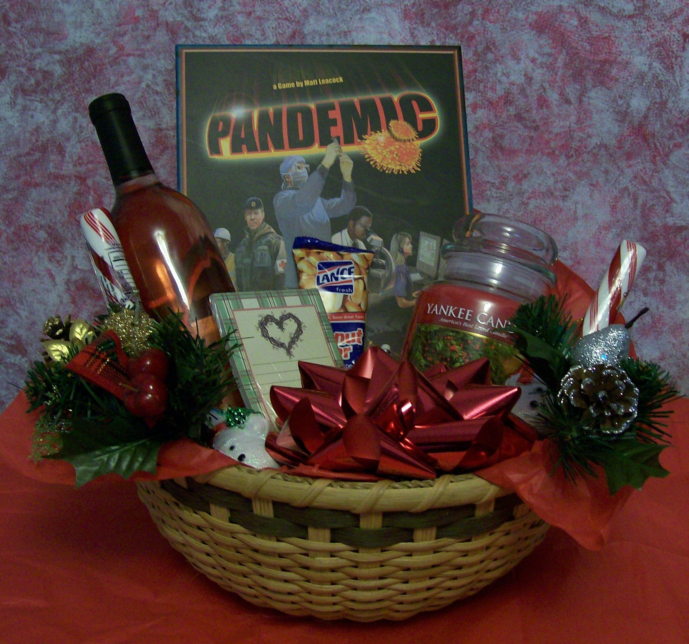 10 Lovable Family Christmas Gift Basket Ideas themed fun and games gift basket ideas all about fun and games 2020