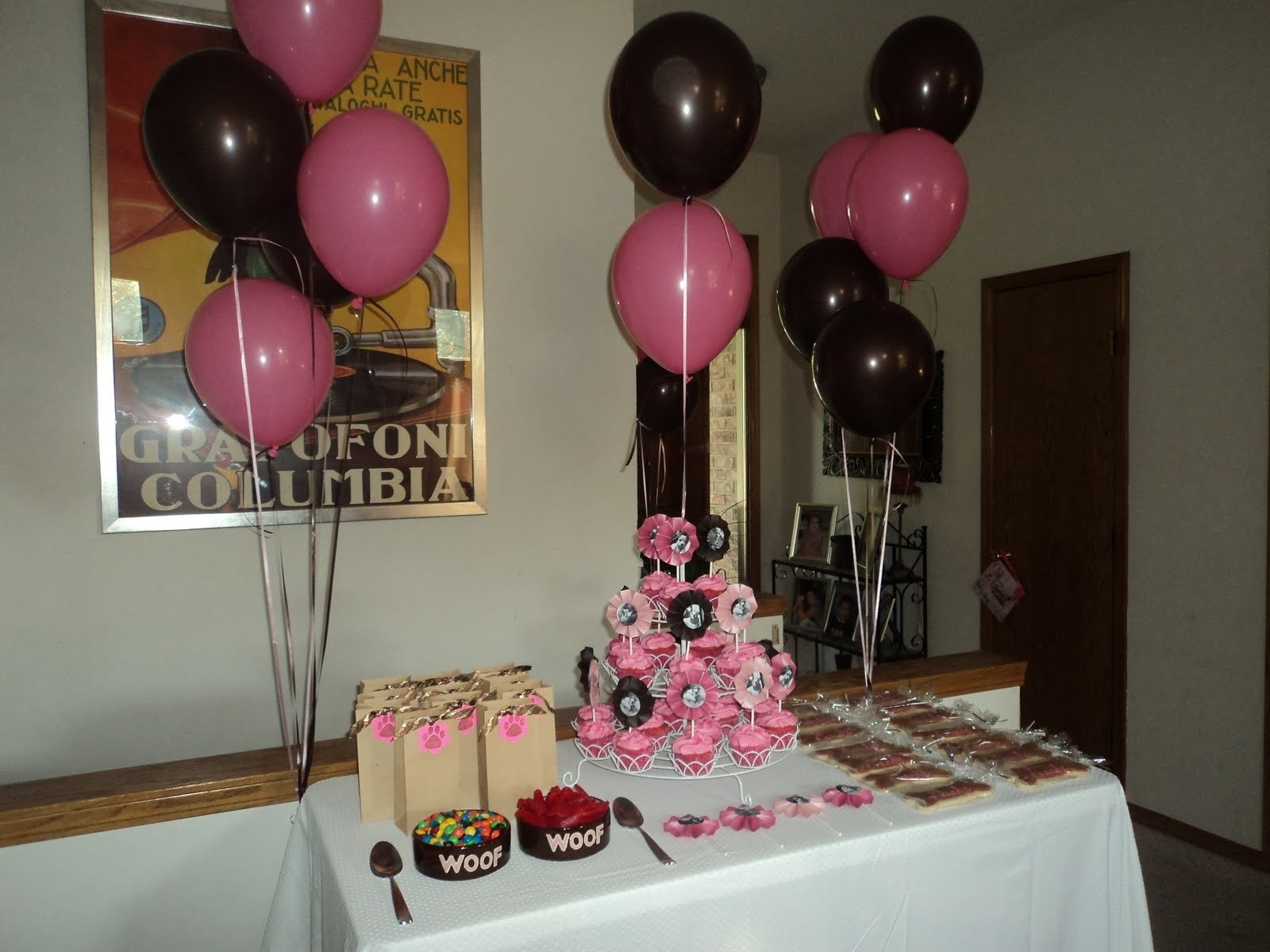 10 Lovable 25Th Birthday Celebration Ideas For Her Themes Baby Shower Best 25th Party