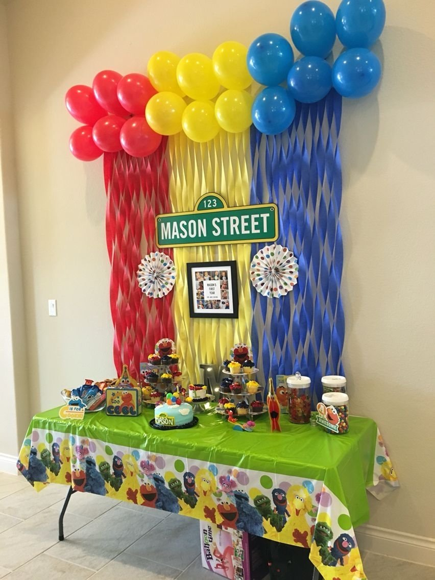 10 Unique Birthday Party Ideas For One Year Old Themes 1