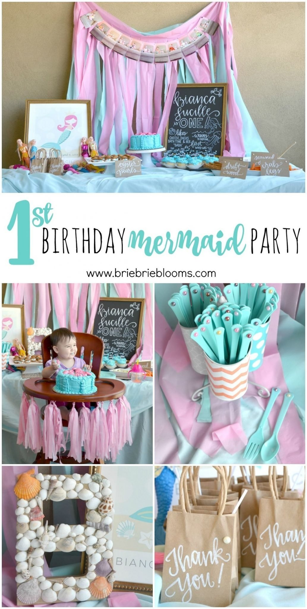 10 Most Popular Ideas For First Birthday Girl