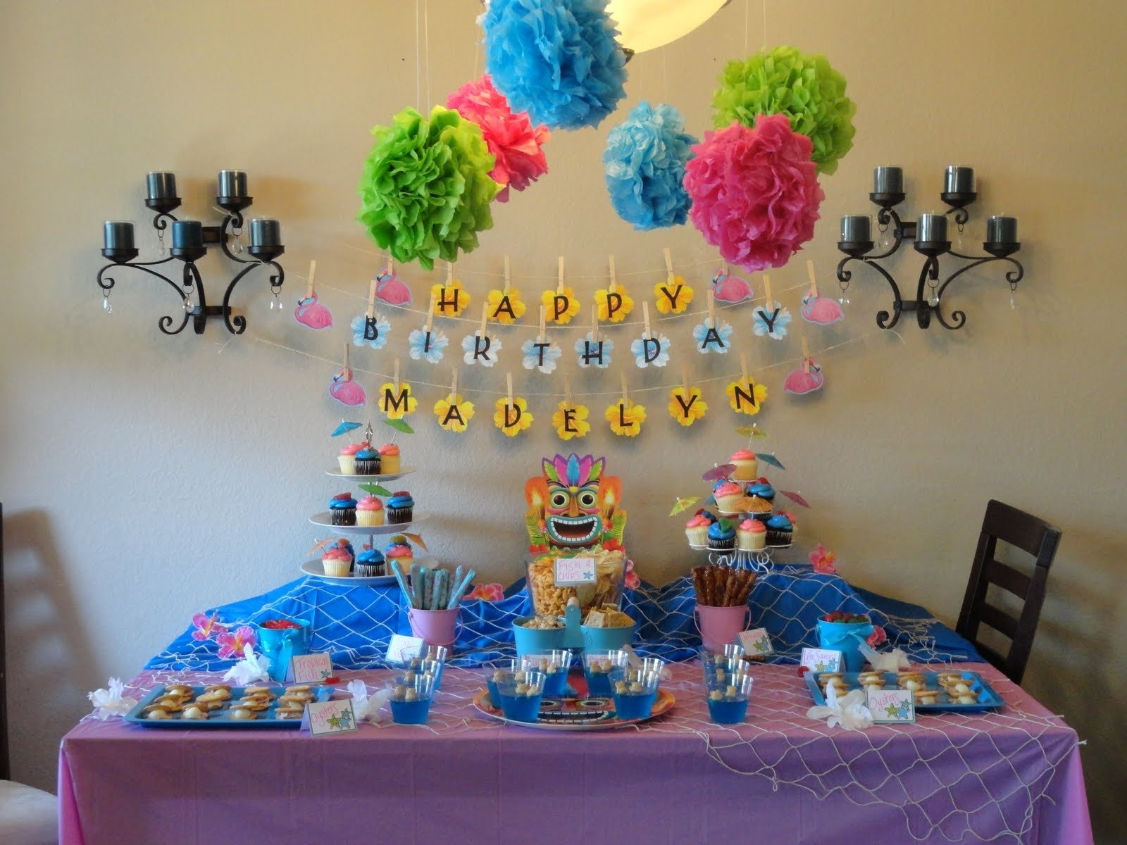 10 Nice 2 Year Old Birthday Party Ideas Themes And 4