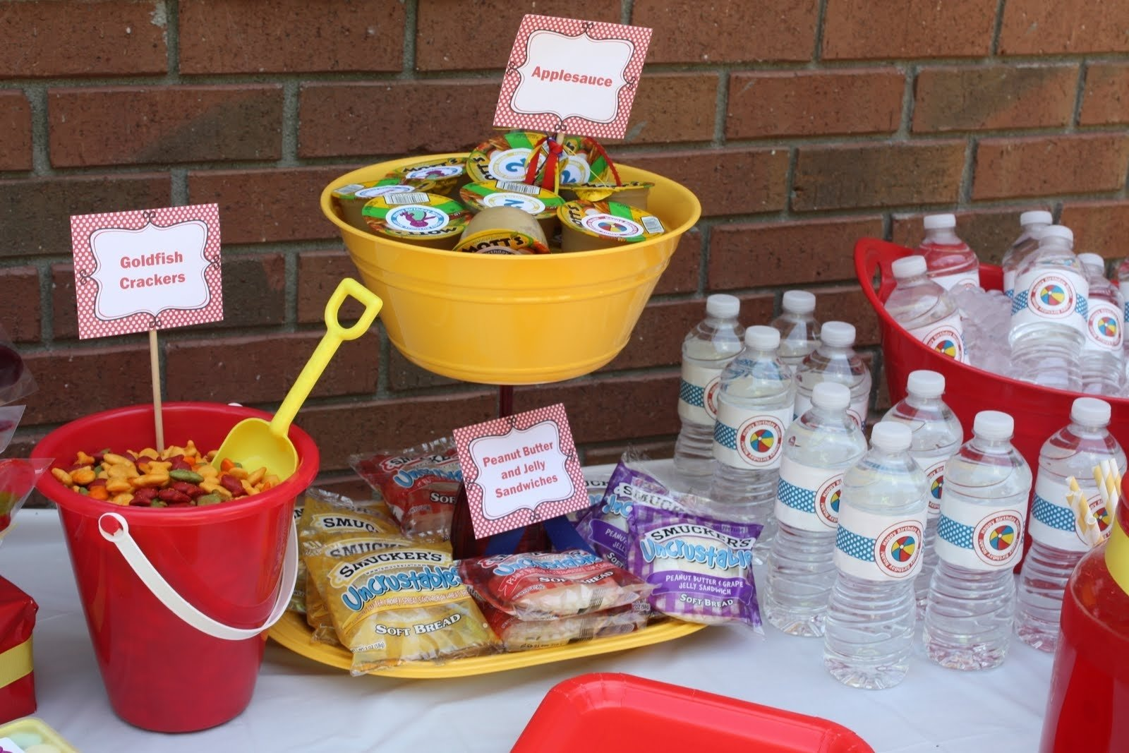 10 Ideal Ideas For Two Year Old Birthday Party Themes 2