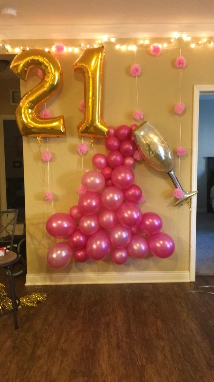 10 Wonderful 21 Birthday Party Ideas For Her Themes 21st Bday
