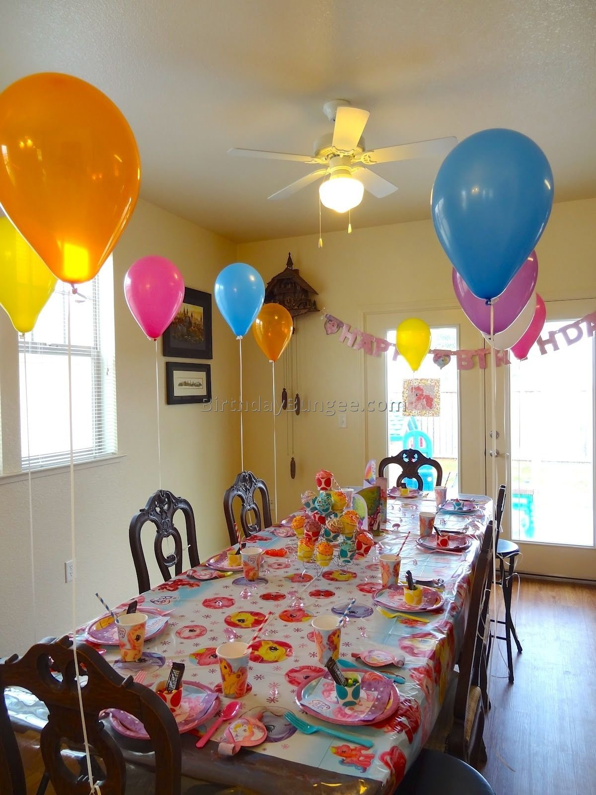 10 Wonderful Ideas For 4 Year Old Birthday Party Themes 3