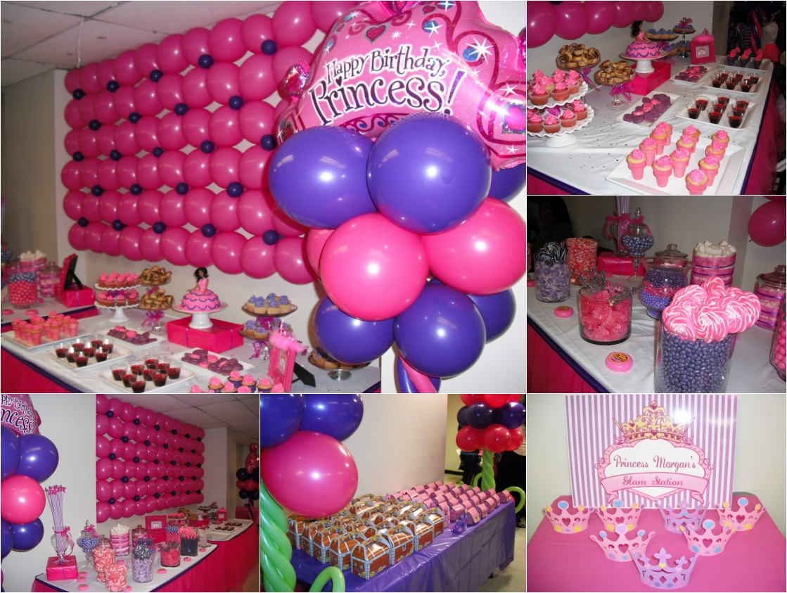 10 Elegant Four Year Old Birthday Party Ideas Themes 5 Little Girl