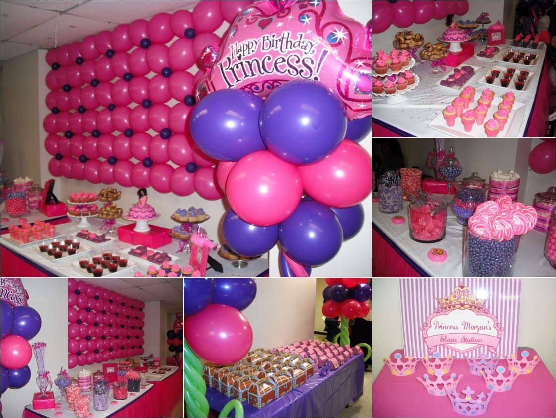 10 amazing birthday party ideas for 7 year old girl