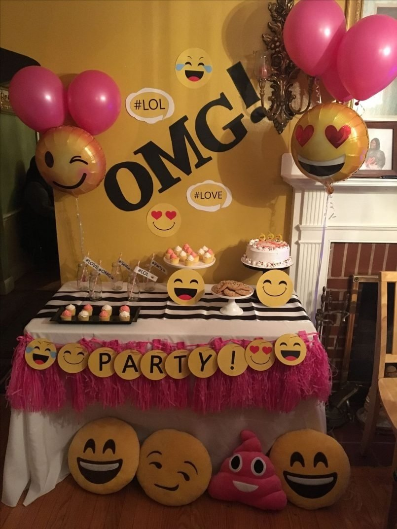 10 Unique 9 Yr Old Girl Birthday Party Ideas Themes For 25th