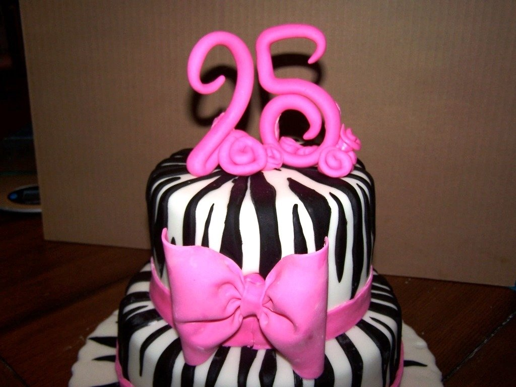 10 Perfect 25Th Birthday Ideas For Her Themes A 25th Party