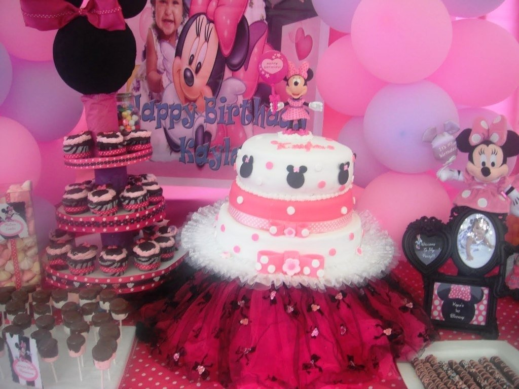10 Wonderful Minnie Mouse 1St Birthday Ideas themes birthday minnie mouse party ideas for first birthday in