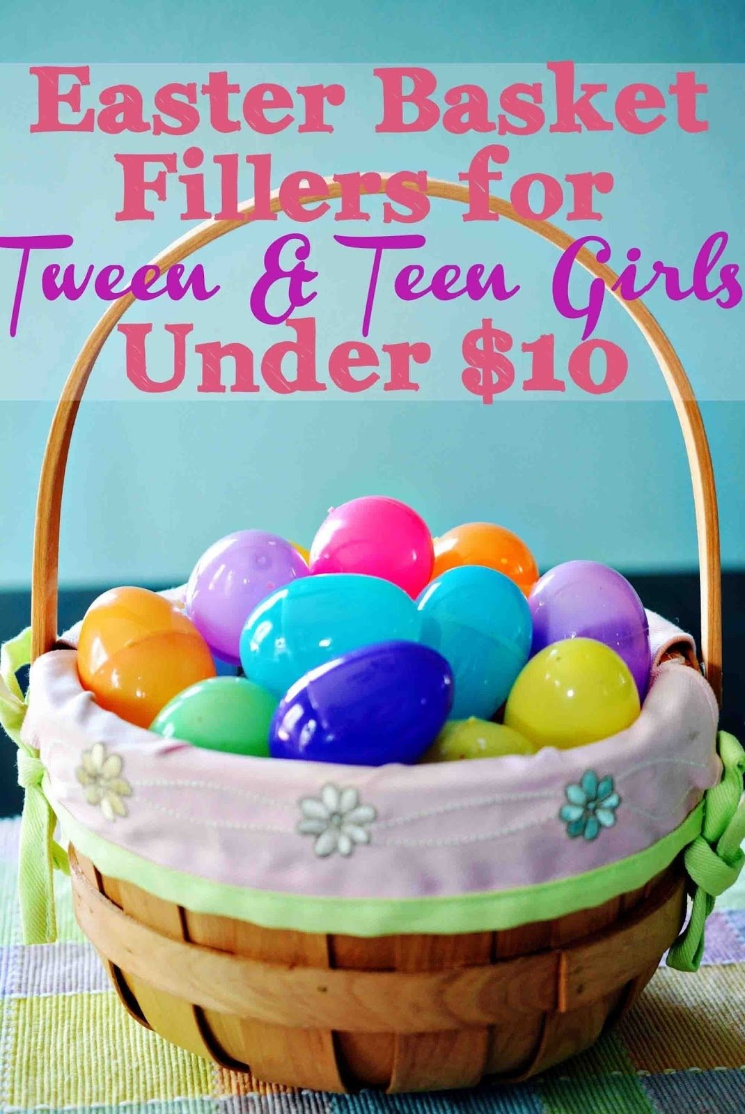 10 Most Recommended Easter Basket Ideas For Tweens theresas mixed nuts tween teen girl easter basket filler ideas 2020